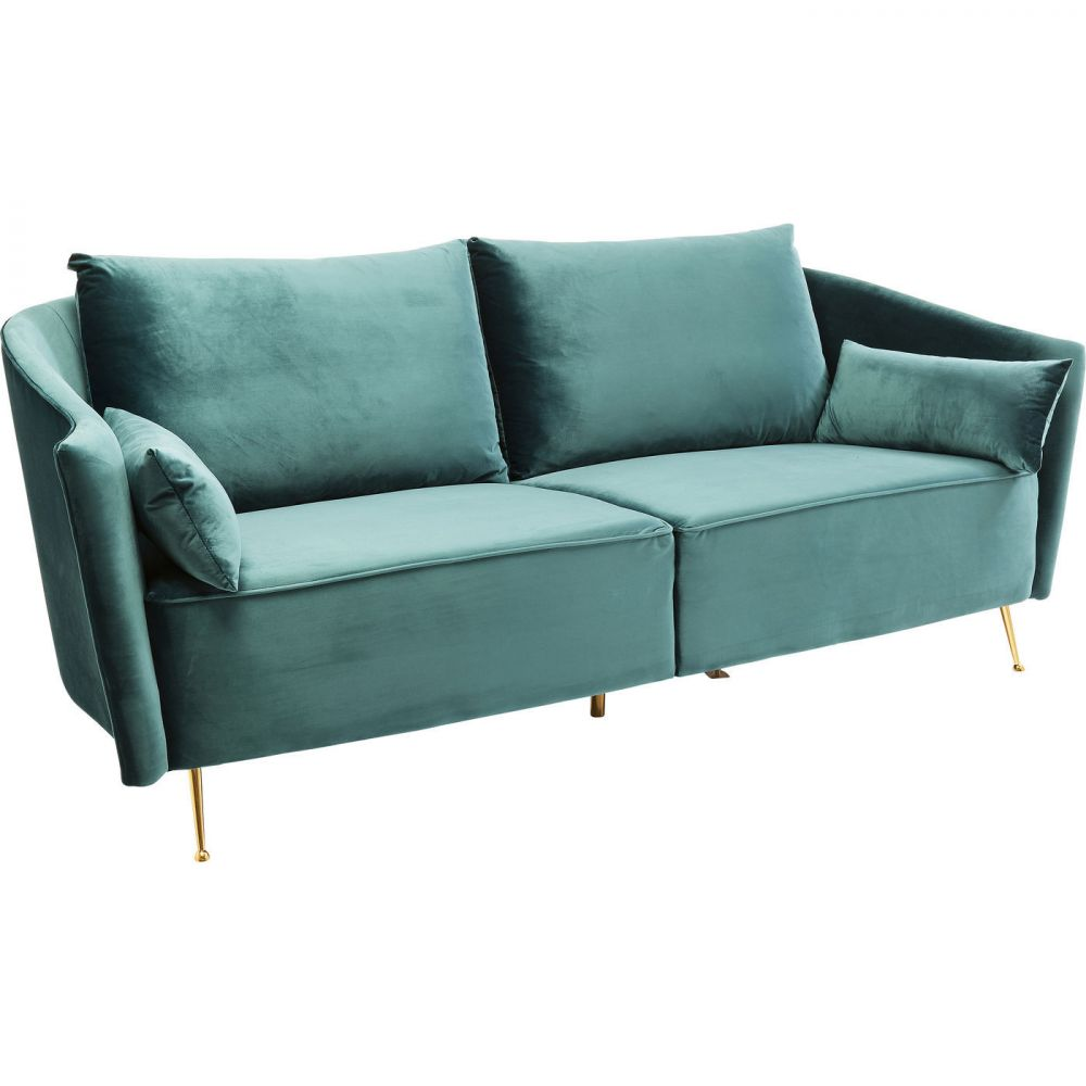 Sofa Vegas Forever Bluegreen 3-Seater