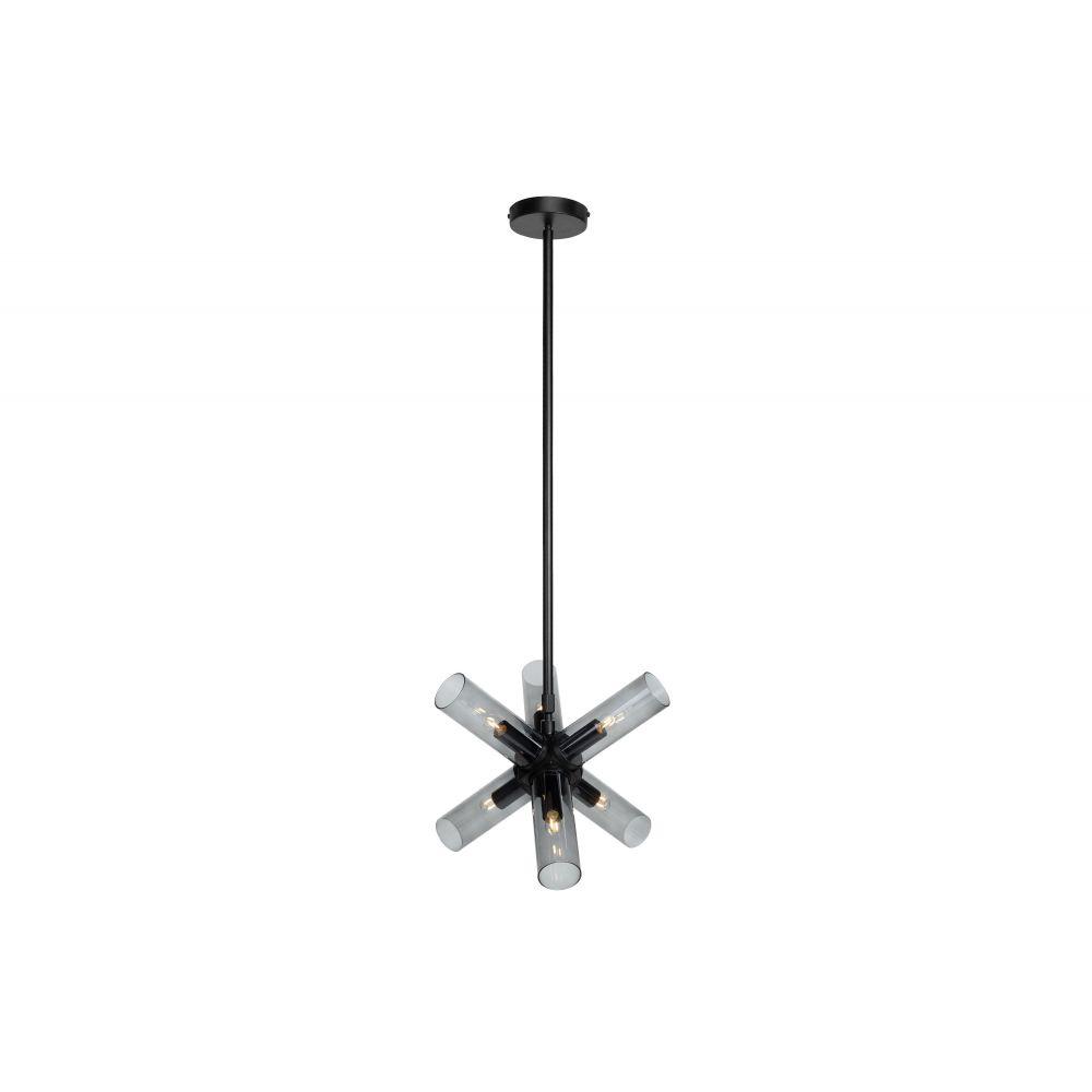 Piper Large Hanginglamp Black Powdercoat (Excluding Bulb And Socket)