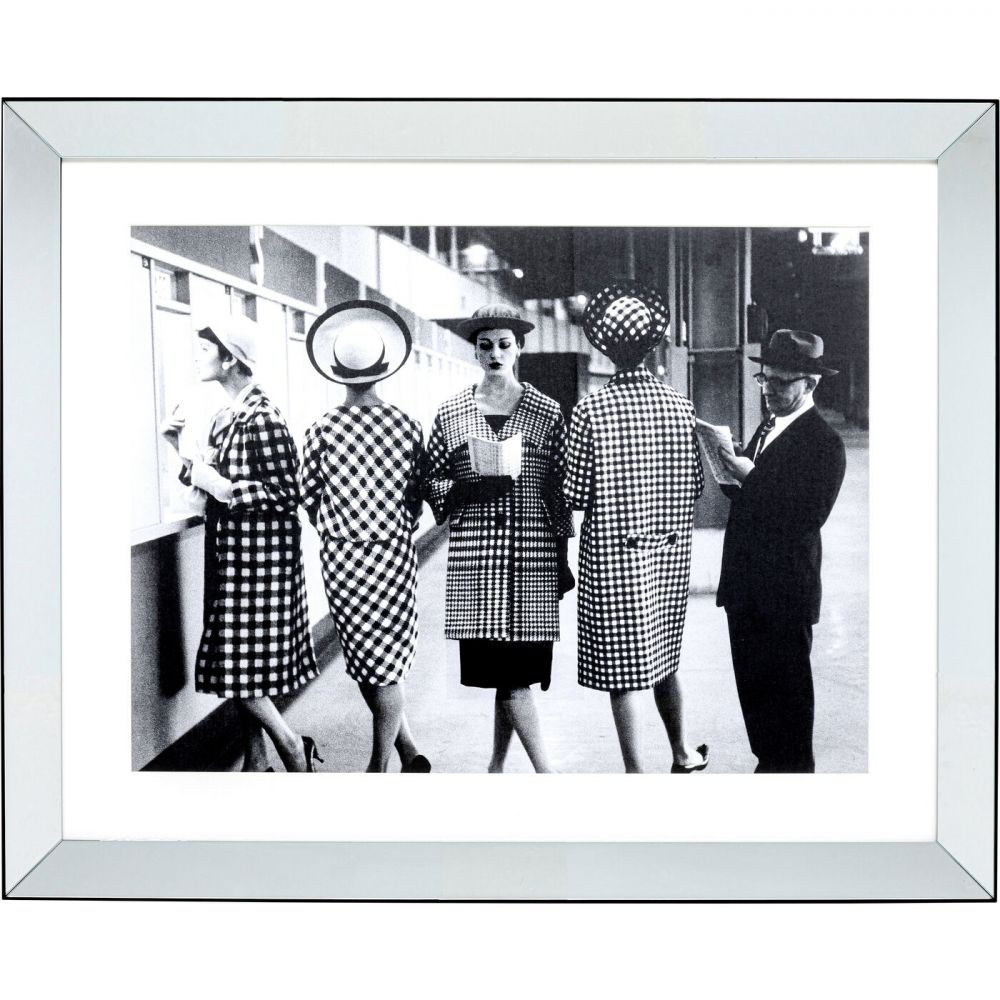 Framed Picture Book Club 85X105