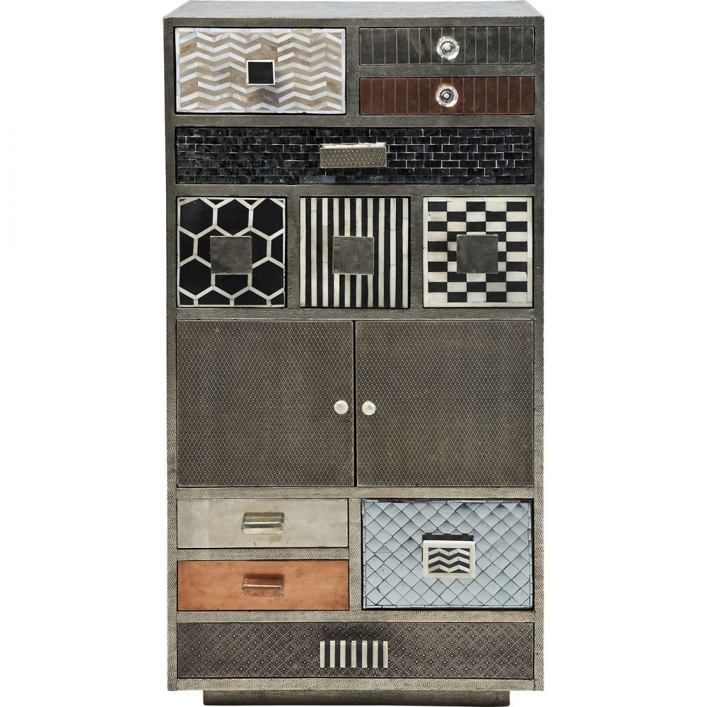 Cabinet Chalet 12 Drawers