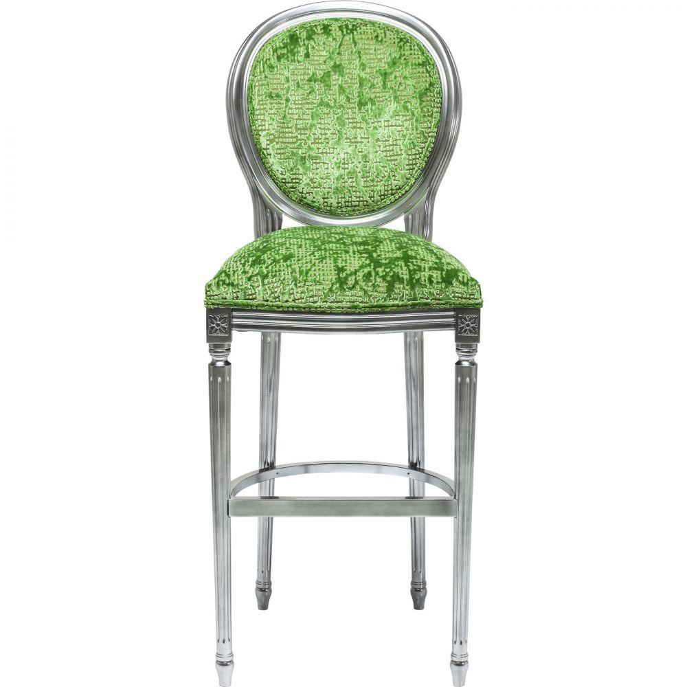 Bar Stool Posh Silber Green
