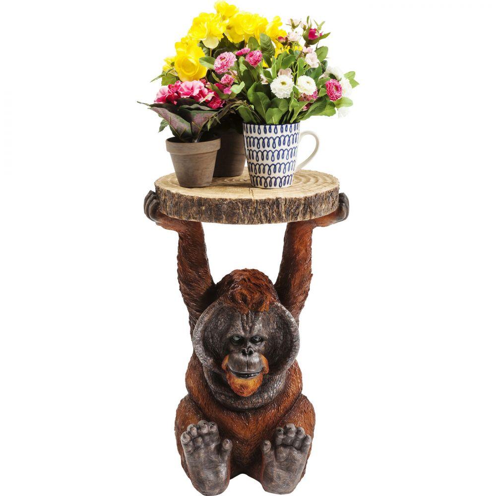 Side Table Animal Orang Utan