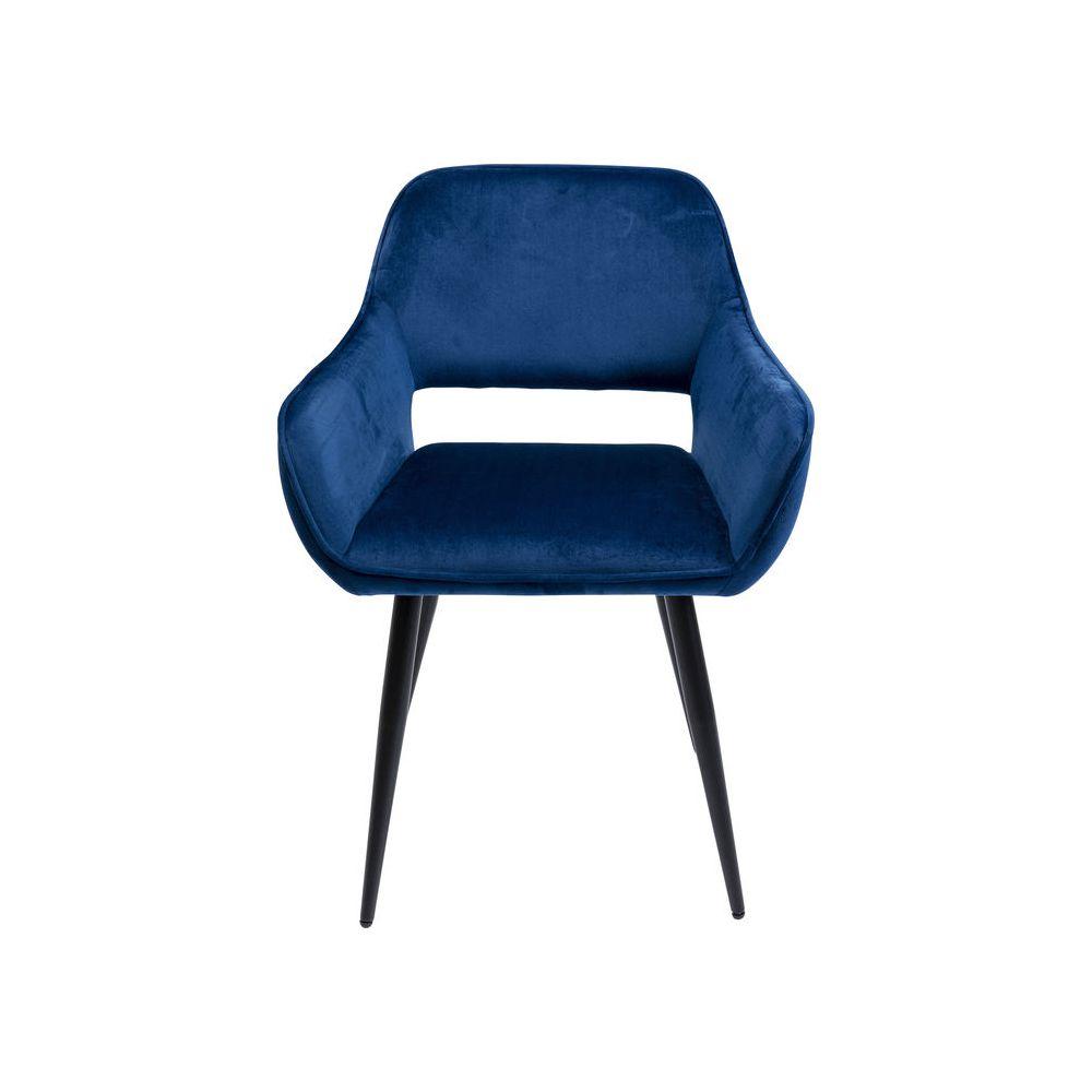 Chair With Armrest San Francisco Blue