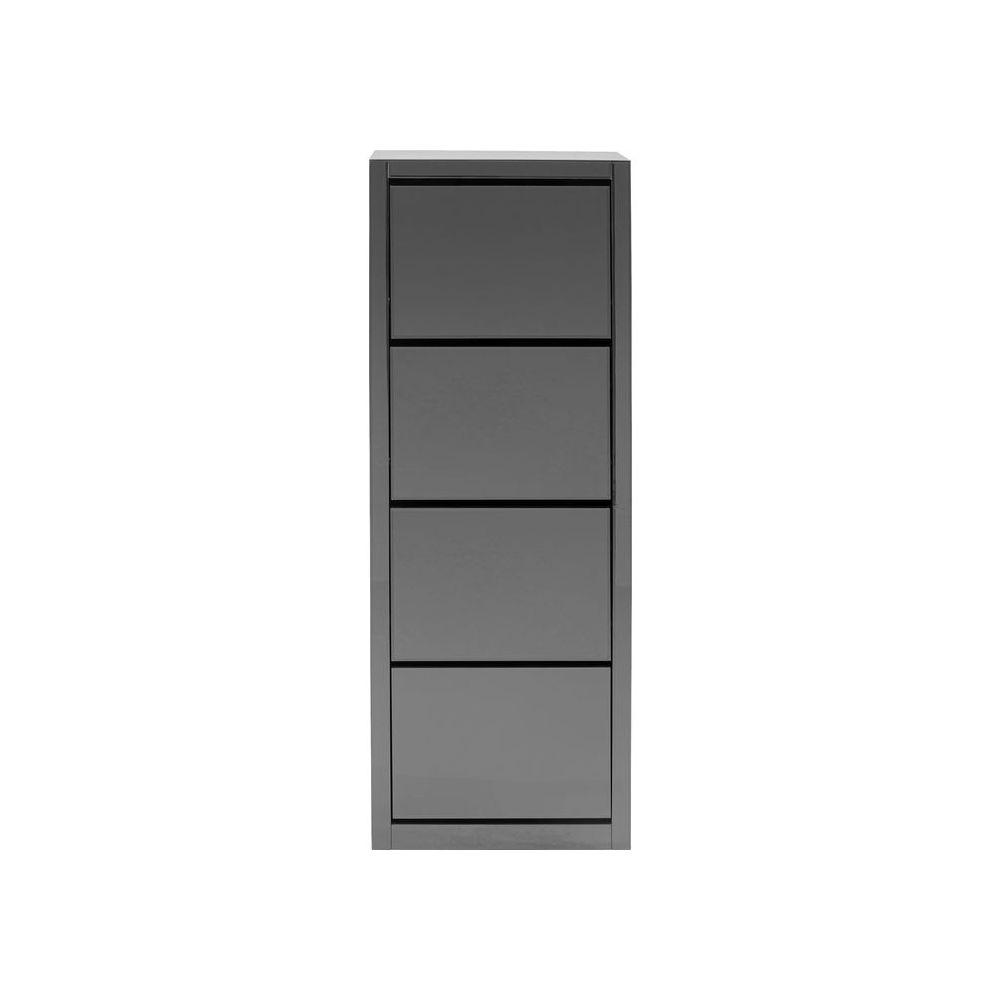 Shoe Container LuXury 4 Grey
