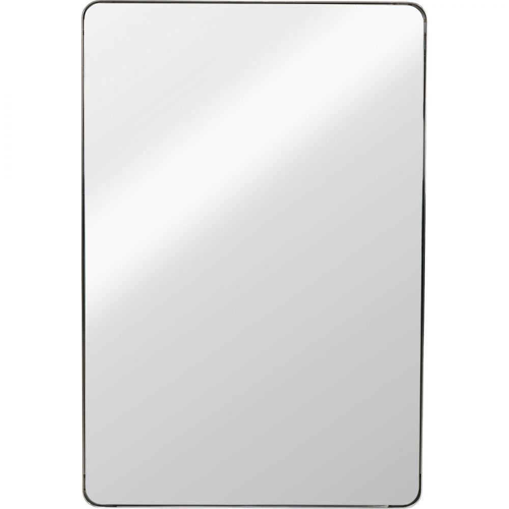 Mirror Curvy Chrome Look 120X80