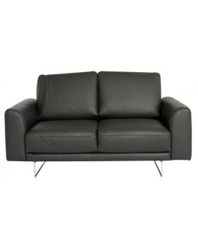 Catania U276 2 Seat Sofa Anthracite Ltr