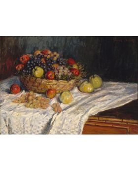 CLAUDE MONET - APPLES AND GRAPES, 1879 132802XL (4 PANELS)