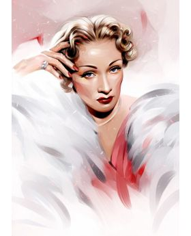 MARLENE,MOVIE 216613XL (4 PANELS)