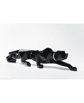 DECO FIGURE BLACK CAT