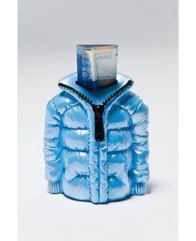 Money Box Anorak Light Blue