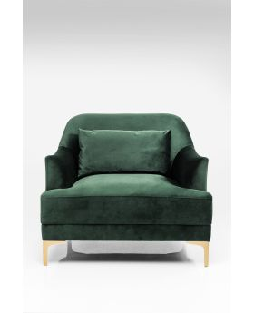 Proud Arm Chair,Green,Fab