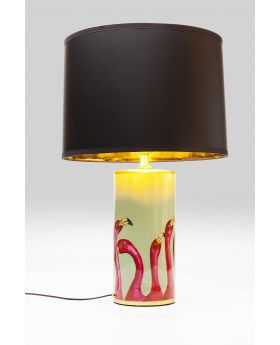 Table Lamp Flamingos (Excluding Bulb)