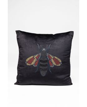 CUSHION FASHION BEE 45X45CM
