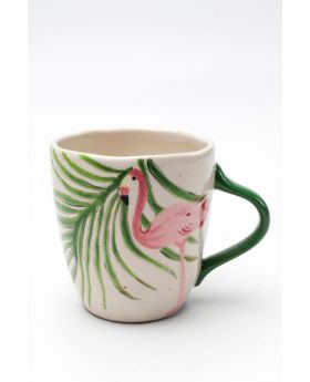 Mug Flamingo Holidays