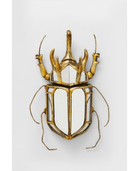 Wall Decoration Beetle Mirror