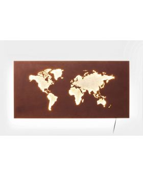 WALL LAMP MAP LED  (EXCLUDING BULB)