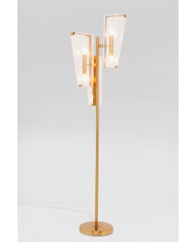 FLOOR LAMP FREEZE 6 (EXCLUDING BULB)