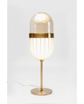 TABLE LAMP SWING JAZZ OVAL  (EXCLUDING BULB)