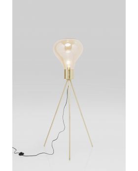 FLOOR LAMP TRIPOD PEAR 170CM