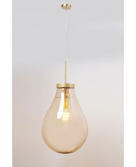 PENDANT LAMP PEAR 50CM (EXCLUDING BULB)