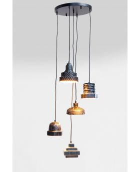 Pendant Lamp Tool Spiral Dia53Cm (Excluding Bulb And Socket)