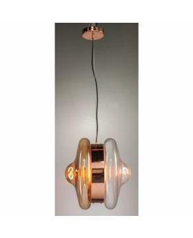 Pendant Lamp Jojo Amber (Excluding Bulb And Socket)