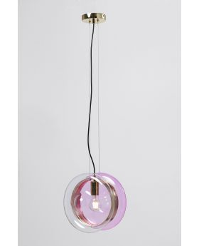 Pendant Lamp Jojo Pink O-28Cm (Excluding Bulb And Socket)