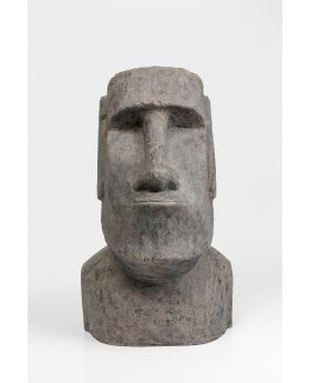 Deco Object Easter Island 123Cm,Brown