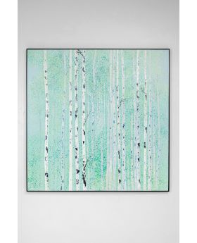Acrylic Painting Frame Birch Avenue