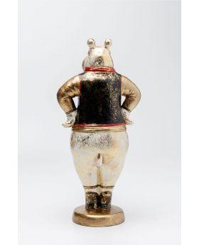 Deco Object Sassy Hippo