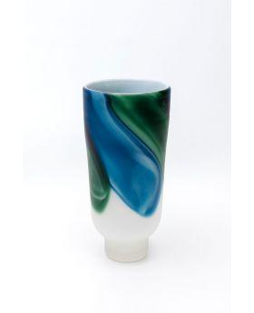 Vase Aquarelle 32Cm
