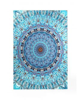 PICTURE GLAS METALLIC SHAKEDELIC,BLUE