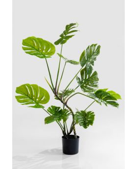 DECO PLANT MONSTERA 110CM,GREEN