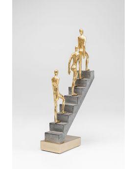 Deco Object Ascent Golden