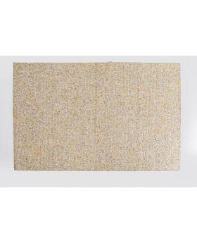 CARPET GLORIOUS GOLD 170X240CM,WHITE