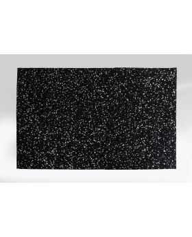 Carpet Glorious Black 170X240Cm,Grey