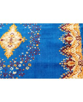 CARPET BLUE MOTION 240X170CM,BLUE