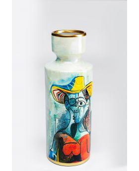 Vase Graffiti Art 40Cm