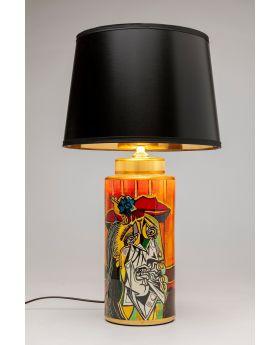 Table Lamp Graffiti (Excluding Bulb)