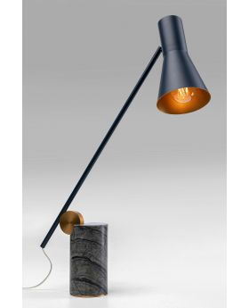 TABLE LAMP METRO,BLACK  (EXCLUDING BULB)