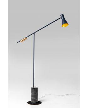 Floor Lamp Metro,Black (Excluding Bulb)