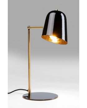 Table Lamp Theater Black (Excluding Bulb)
