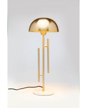 TABLE LAMP SOLO BRASS,GOLDEN  (EXCLUDING BULB)