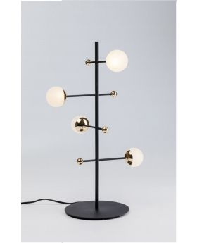 Table Lamp Trapez 52Cm (Excluding Bulb)
