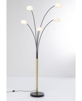 FLOOR LAMP FIVE FINGERS DUO (EXCLUDING BULB)