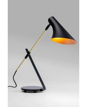 Table Lamp Axe,Black (Excluding Bulb)