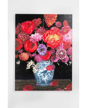 Picture Touched Flower Explosion120X90