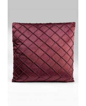 Cushion Frederica BordeauX 45X45