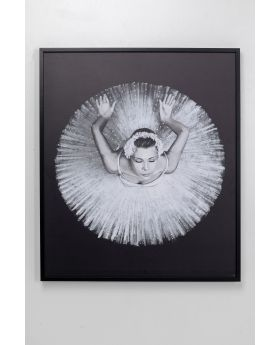 Picture Frame Dancing Ballerina 120X100