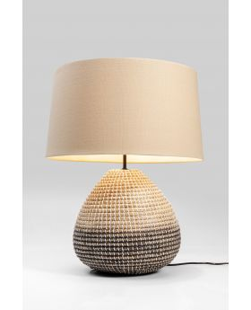 Table Lamp Seagrass Beach (Excluding Bulb)